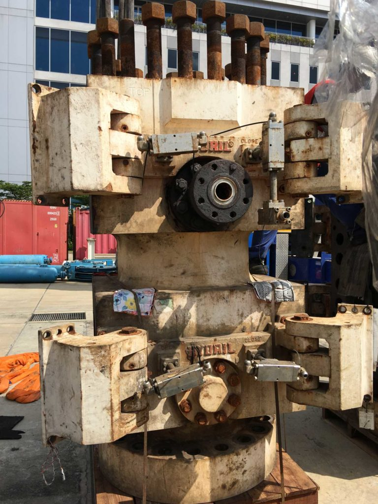 18-15K Hydril Double BOP Extended Body – MAPS OFFSHORE ...